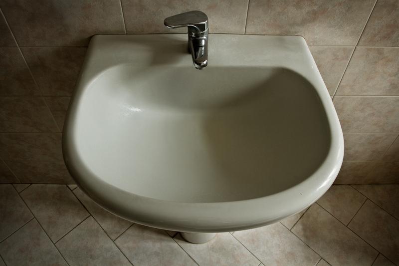 Lavabo commun basique