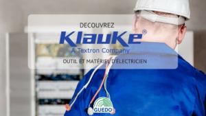 outillage electricien Klauke