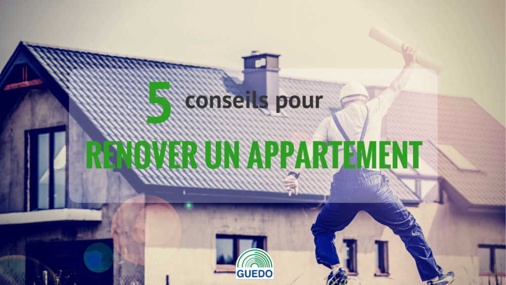 rénovation appartement bricolage