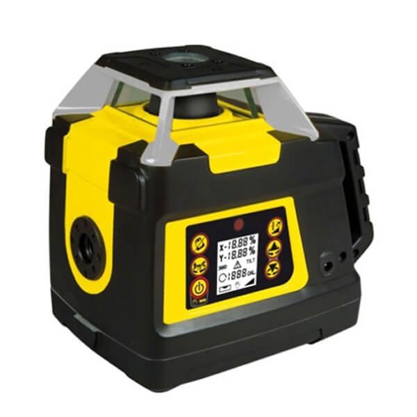 STANLEY Niveau laser rotatif double pente numérique RL HGW - 1-77-439