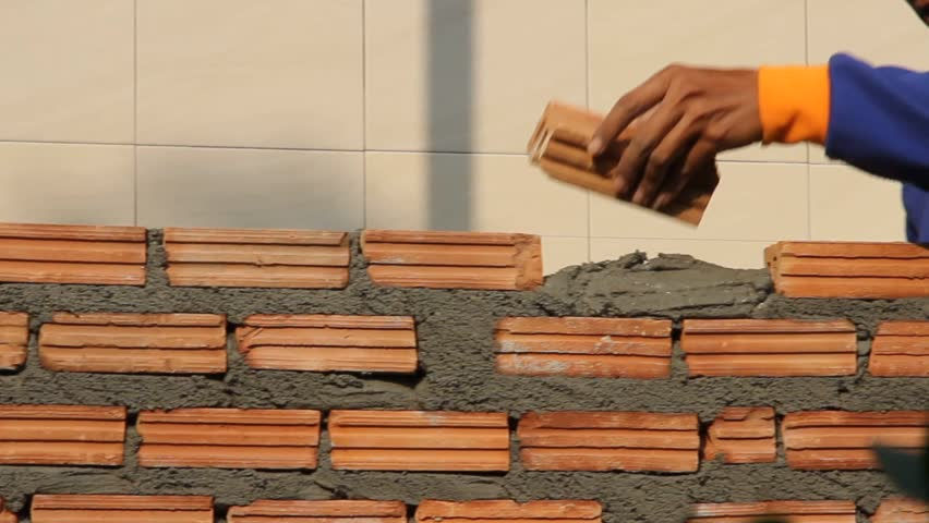 comment construire un mur en brique en 5 tapes seulement. Black Bedroom Furniture Sets. Home Design Ideas