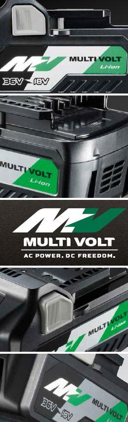 Batterie multi-volt Hitachi Powertools
