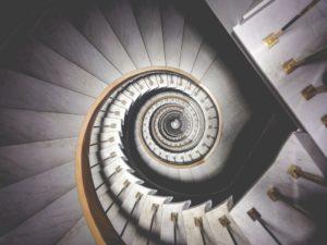 Escaliers en marbre