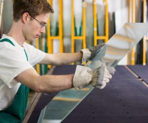 outils pour vitrier professionnel