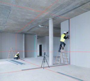 Bosch laser lignes auto 3 plans