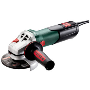 METABO Meuleuse WEV11-125 QUICK 125mm 1000W