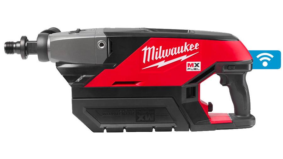 Carotteuse sur batterie MX Fuel Milwaukee