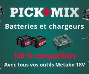Le système PickMix