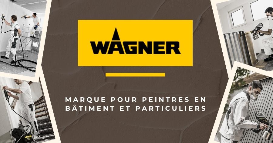 Marque Wagner : Outils de pulvérisation